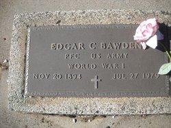 Edgar Carter Bawden
