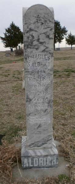 Charles S Aldrich