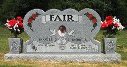 Frances <i>Mays</i> Fair