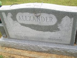 Helen Barbara <i>Hirsch</i> Alexander