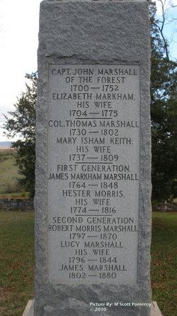 Mary Randolph <i>Keith</i> Marshall