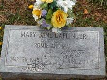 Mary Jane Caplinger