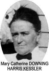 Mary Catherine <i>Downing</i> Kessler