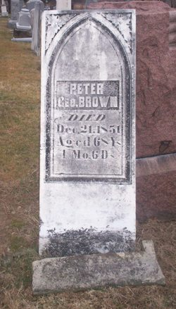 Peter George Brown