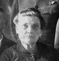 Mary Isabella <i>Daab</i> Ayers