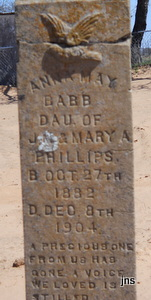 Anna May Babb Phillips