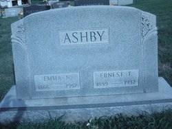 Ernest Thomas Ashby