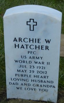 Archie Ward Hatcher