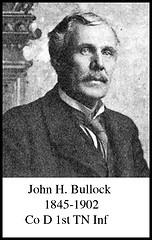 Corp John Harrison Bullock