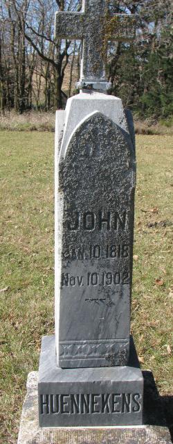 John Huennekens