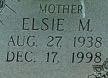 Elsie M <i>Rozell</i> Crabtree