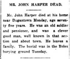 John F. Harper