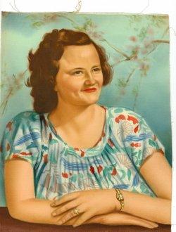 Gladys Frances Register Franklin