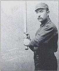 Thomas P Oyster Burns