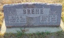 Ella Marie <i>Olson</i> Brehe