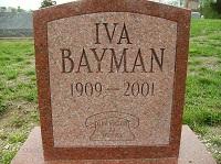 Iva Bayman