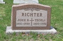 John B Richter