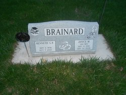 Kenneth G Brainard