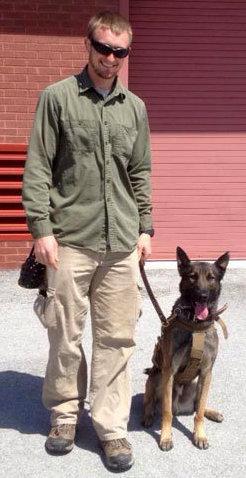Flex Marine Dog MWD