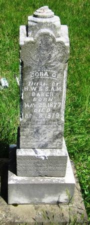 Cora C Baker