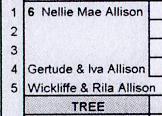 Nellie Mae <i>Cox</i> Allison