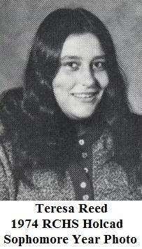 Teresa Gail <i>Reed</i> Hall