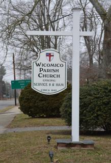 Wicomico Episcopal Church Cemetery