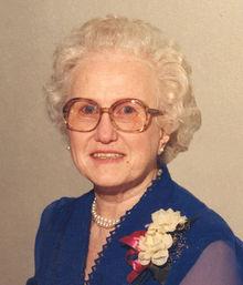 Agnes Sylvia Haaland