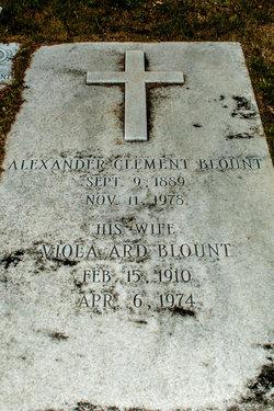 Alexander Clement Blount, III