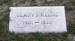 Sarah Gladys <i>McRae</i> Keldie