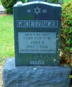 Paula Groetzinger
