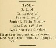 Squire L. Maurow