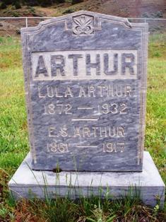 Luella A Lula <i>Pratt</i> Arthur