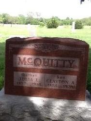 Julia E. <i>Smith</i> McQuitty