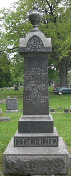 Elizabeth <i>Stephens</i> Bartholomew
