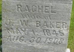 Rachel <i>Pyatt</i> Baker