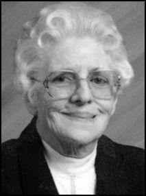 Sr Imelda Catherine McGrail, OSF