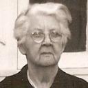 Mamie F <i>Klingensmith</i> Cornwell