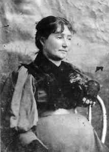 Mary Anne <i>Liverar</i> Adams