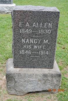 E. Alonzo Allen