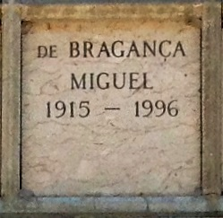 Miguel De Braganca