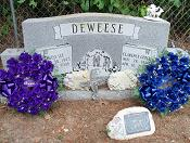 Clarence Odell Deweese