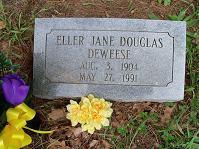 Ella Jane Douglas Deweese