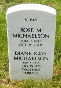 Rose M Michaelson