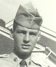 Sgt Richard Donham Dick Coffelt
