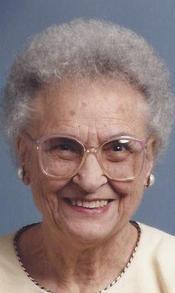 Margie <i>Hoggan</i> Hansen