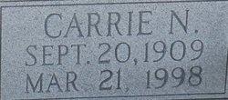 Caroline Carrie <i>Newman</i> Cowan