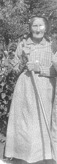 Minerva Agnes Aggie <i>Porter</i> Adams
