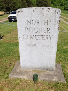 North Pitcher Cemetery