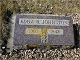 Edna Bertha Aka Johnston <i>Fell</i> Young